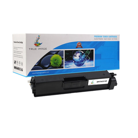 Compatible Brother TN-331M Toner Cartridge (Magenta)
