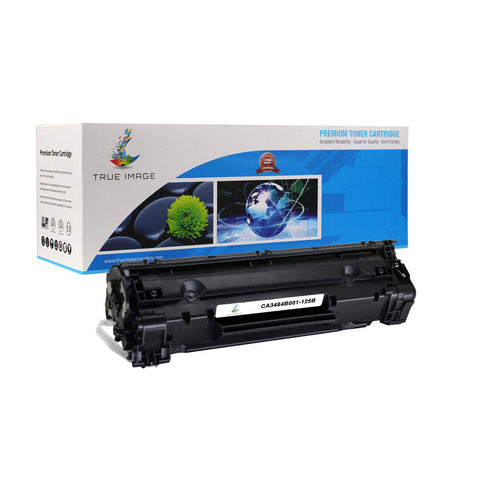 Compatible Canon 125 (3484B001AA) Toner Cartridge (Black)