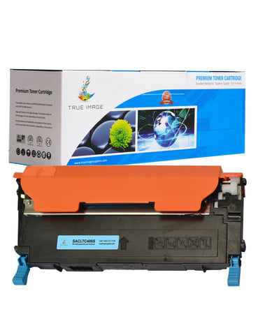 Compatible Samsung CLT-C406S Toner Cartridge (Cyan)
