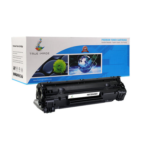 Compatible HP CB436A 36A Toner Cartridge (Black)