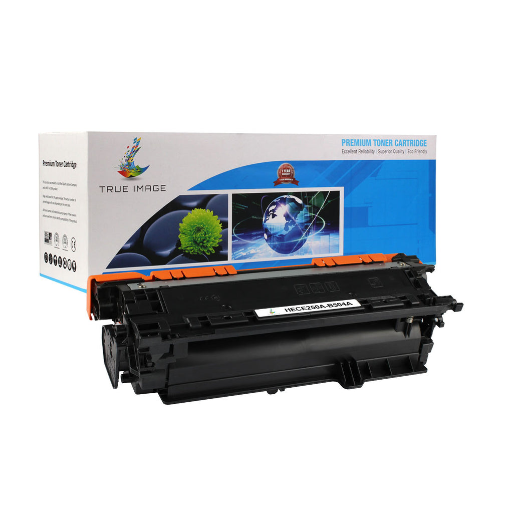 NAR CARTRIDGES Compatible Replacement for HP CE250A HP 504A Four Pack of Color Toner Cartridges