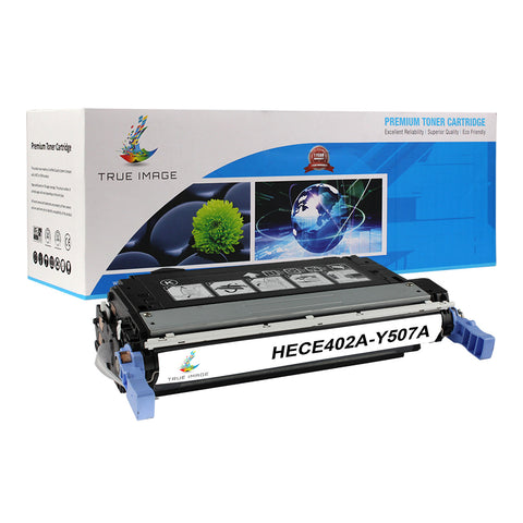 Compatible HP CE402A 507A Toner Cartridge (Yellow)