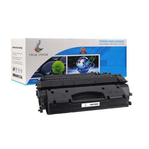 Compatible HP CF280X 80X High Yield Toner Cartridge (Black)