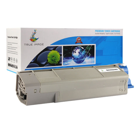 Compatible OKI 43324403 Toner Cartridge (Cyan)