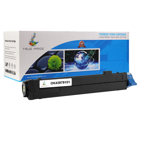 Compatible OKI 43979101 Toner Cartridge (Black)
