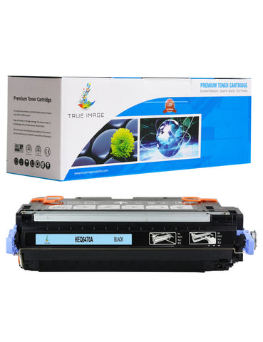 Compatible HP Q6470A 501A Toner Cartridge (Black)
