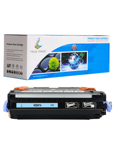 Compatible HP Q6471A 502A Toner Cartridge (Cyan)