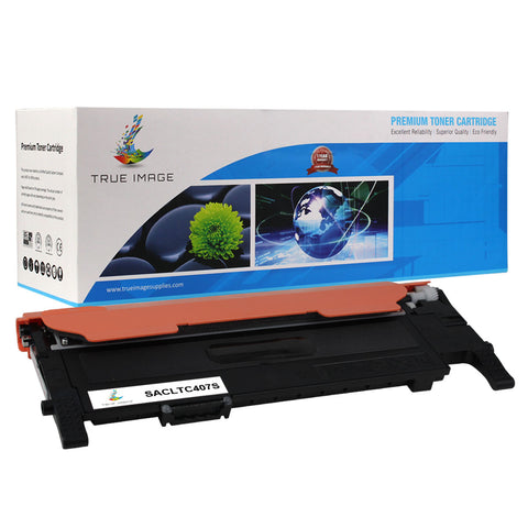 Compatible Samsung CLT-C407S Toner Cartridge (Cyan)