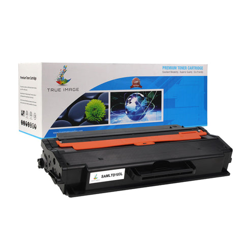 Compatible Samsung MLT-D103L High Yield Toner Cartridge (Black)