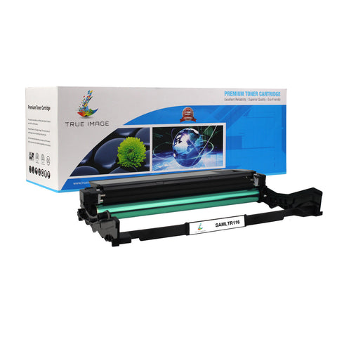 TRUE IMAGE SAMLTR116 Black Toner Replaces Samsung MLT-R116