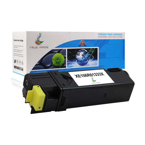 Compatible Xerox 106R01333 Toner Cartridge (Yellow)