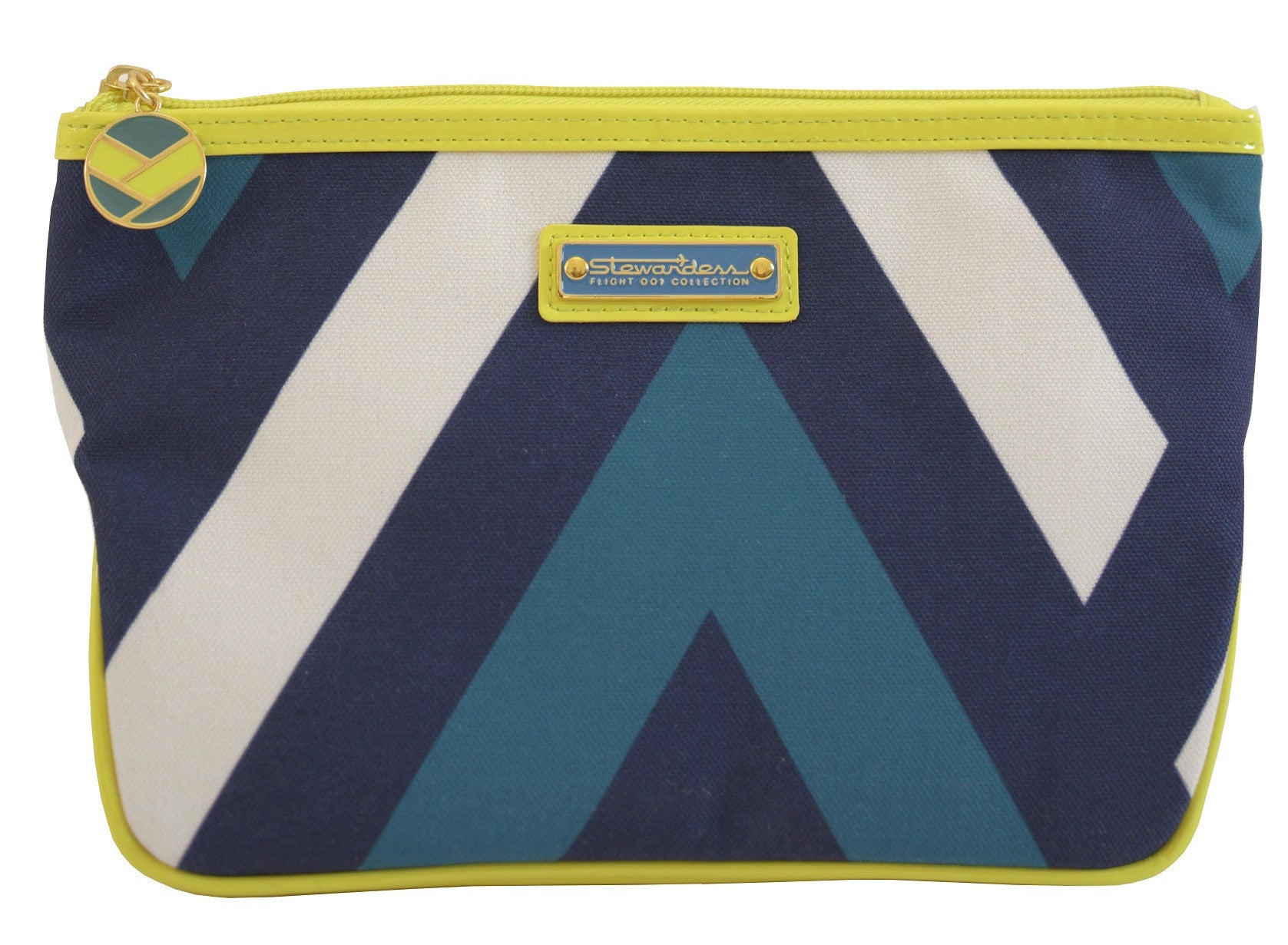 Geometric Stewardess Toiletry Case
