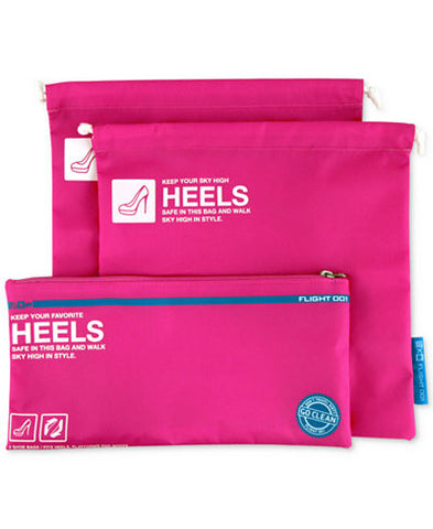 Packing System- Spacepak High Heel Bag