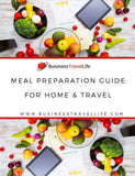 meal prep guide for travel