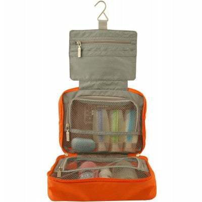 Packing System- SpacePak Toiletry Bag