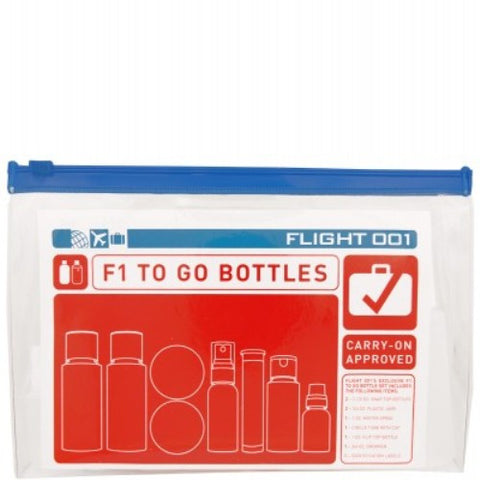 Travel Bottles & Jars Set- TSA Liquid Size Approved