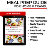 travel meal prep guide business travel life 1