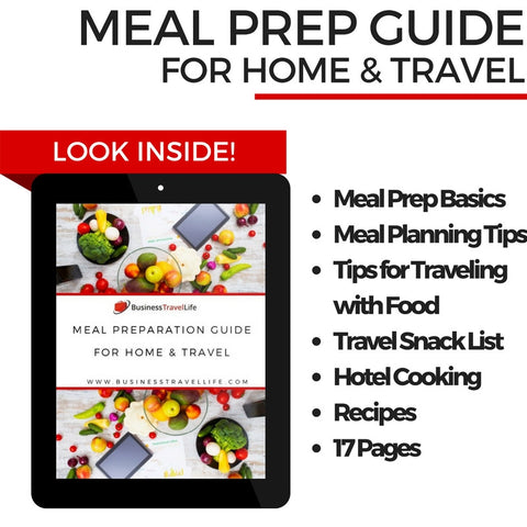 Meal Prep Guide For Home and Travel