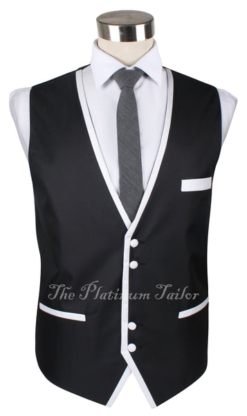 Find great deals on eBay for mens black formal waistcoat. Shop with confidence.