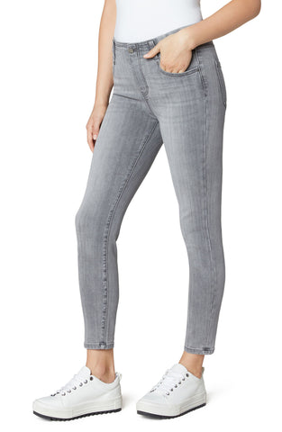 Liverpool grey gia glider ankle jeans