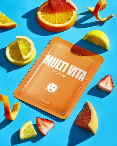 Multi vitamin sheet mask