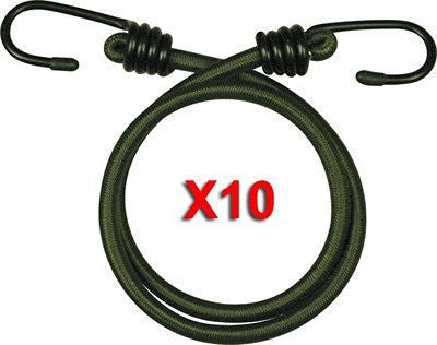 "10 MILITARY 30"" HEAVY DUTY BUNGEE - 1st Knight Military Charity Home of the Brave"