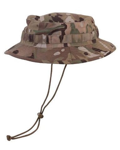 Kombat UK BTP Boonie hat (M) - 1st Knight Military Charity Home of the Brave