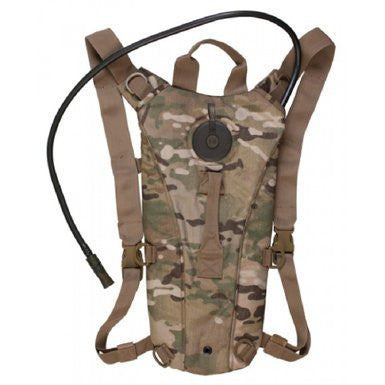 2l Water Bladder Multi cam / Hydration Pack/ MTP/BTP - 1st Knight Military Charity Home of the Brave