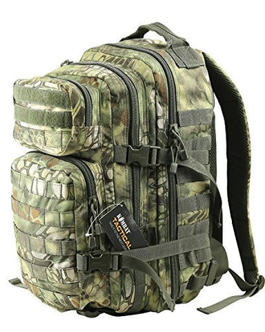 28 ltr Raptor Kam Jungle Small Molle Military Hunting Rucksack - 1st Knight Military Charity Home of the Brave