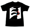Prescription OD Tee in Black - Elusive