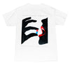 Prescription OD Tee in White - Elusive