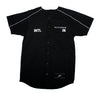Homerun Baseball Jersey (black)