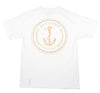 Nautic Pocket Tee (white)