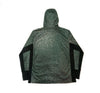 Overspray Hoody in Olive Green