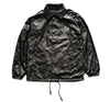 Poly Coach Jacket in Black Camo - Elusive
