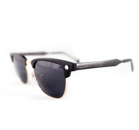 Duke Sunglasses (Black - Polarized)