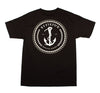 Nautic Pocket Tee (black)