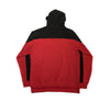 Divi Hoody in Black/Red