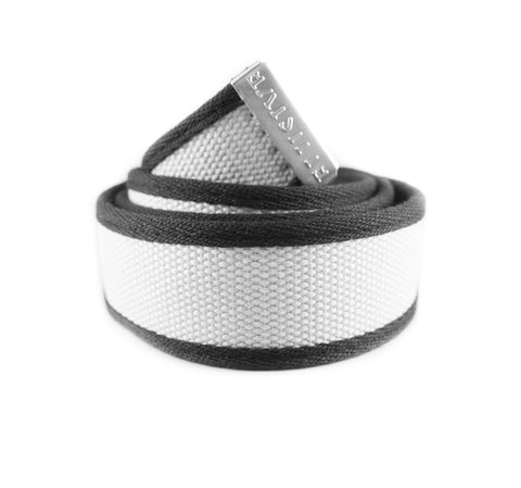E Star Belt in Cool Gray