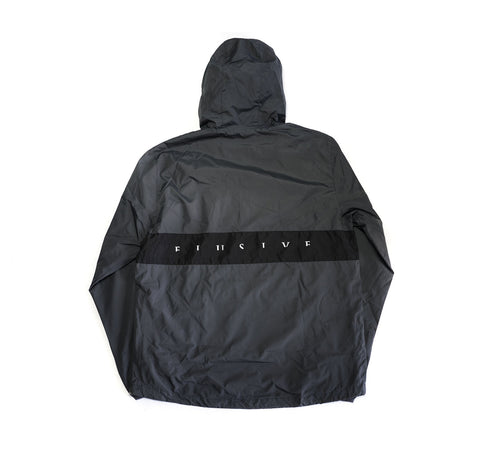Spread Anorak in Charcoal
