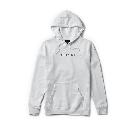 Micrologo Hoody in White