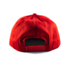 Hardball Snapback in Red
