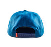 Hazard Snapback in Harbor Blue - Elusive