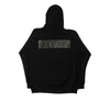 Horizon Tonal Hoody in Black - Elusive