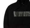 Horizon Tonal Hoody in Black