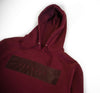 Horizon Tonal Hoody in Cardinal Red