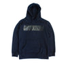 Horizon Tonal Hoody in Navy Blue - Elusive