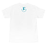 Horizon Fade Tee in White
