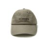 Micrologo Ripstop Dad Hat in Stone