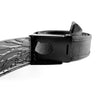 Pennant Belt in Black